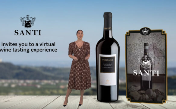 Frederick Wildman's launches augmented reality (AR) experience with Santi and Nino Negri